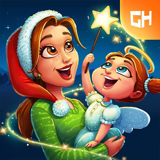 Delicious - Emily's Christmas Carol Icon