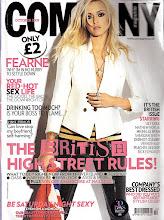 Photo: Oct 09 Company mag, UK, Quiet Riot in Dubai article