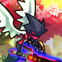 Grow Sword Master : Weapon Tap Clicker icon