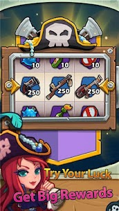 Pirate Defender Premium: Strategy Captain TD MOD (Free Shopping) 5