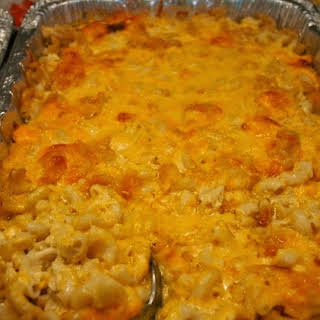 Macaroni And Cheese With Sour Cream With Velveeta Recipes.