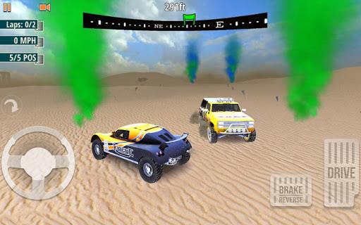 4x4 Dirt Racing - Offroad Dunes Rally Car Race 3D 1.1 screenshots 21