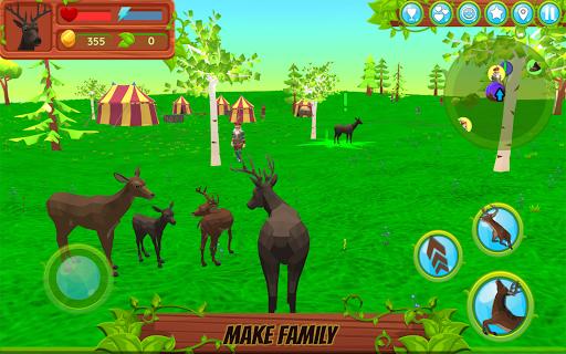 Deer Simulator - Animal Family apkmr screenshots 3