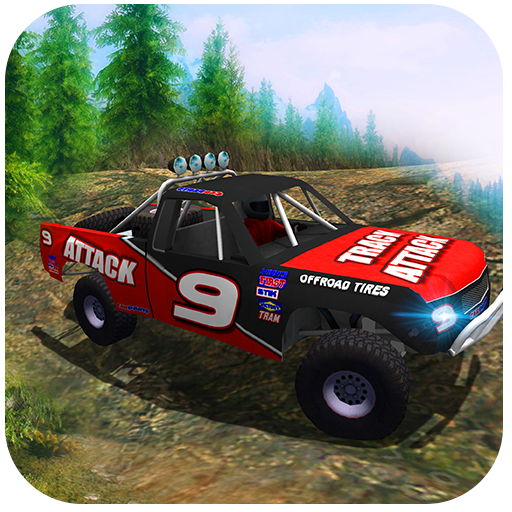 4x4 Offroad Truck Tracks Dirt Racing