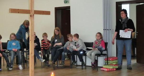 Kinderbibeltag in der Karwoche - 28.03.2018
