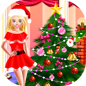 Princess Christmas Tree Decor