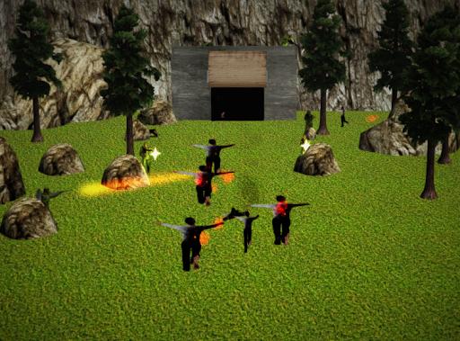 Infected God: Control a Horde screenshot 6