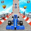 Police Formula Ramp Car Stunts: GT Stunt Car Games icon