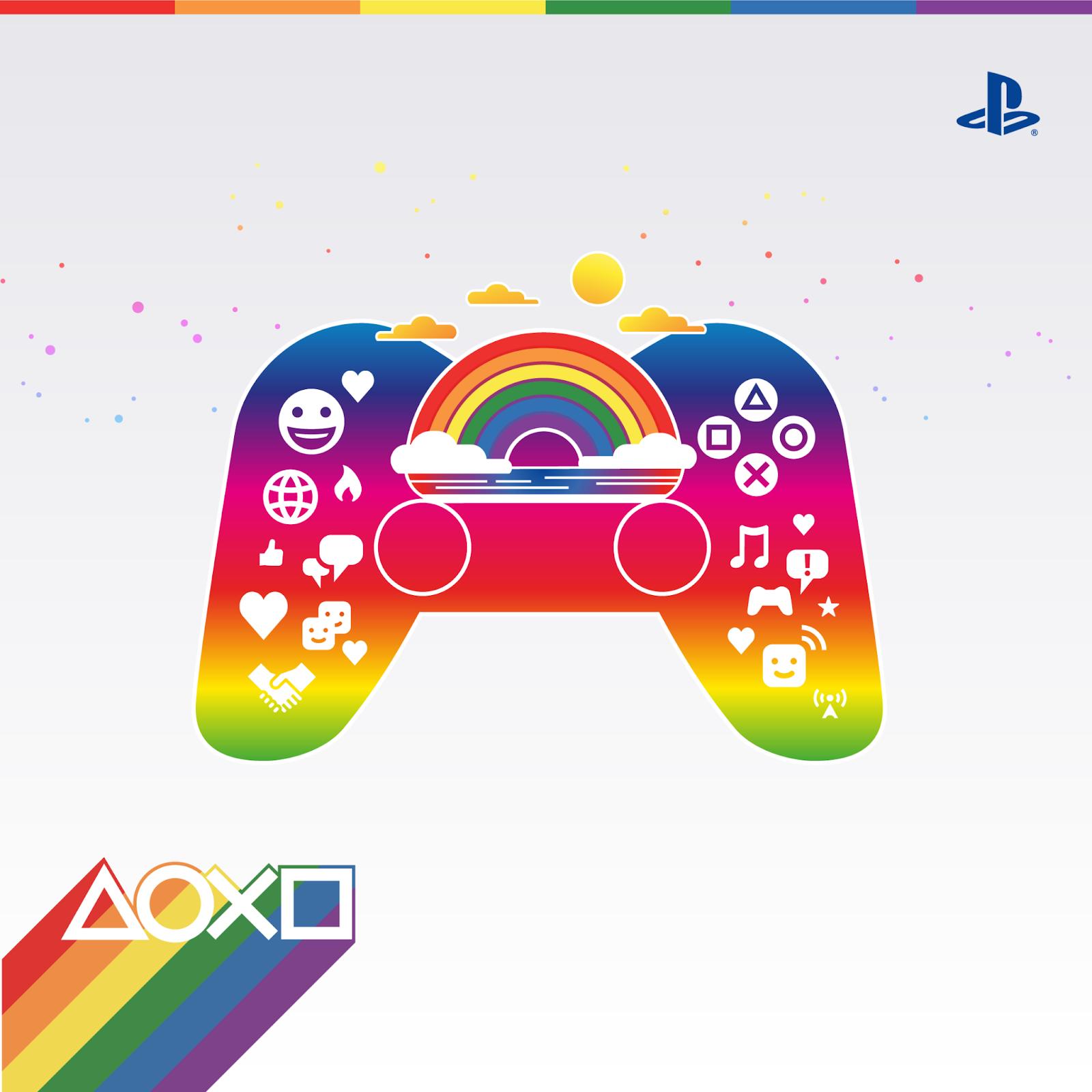 Pride-Thema 2021 für PlayStation 4