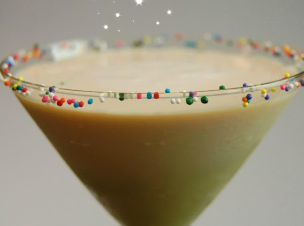 Girls' Night In Martini Recipe