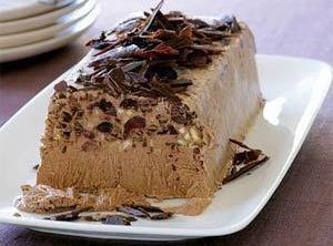 Chocolate Coffee Semifreddo (ice Cream) Recipe