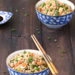 Quick & Easy Cauliflower Fried Rice
