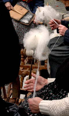 Filatura della lana di benny48