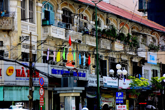 Photo: Year 2 Day 27 -  Another Street in HCMC