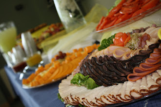 Photo: Catering setting