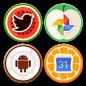 Fruiticon Icon Pack