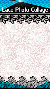 Lace Photo Collage - náhled