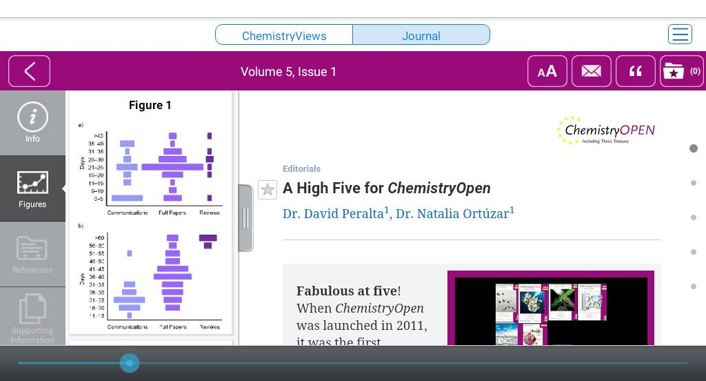 ChemistryOpen- screenshot