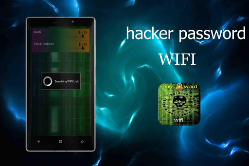 hacker password WI-FI prank