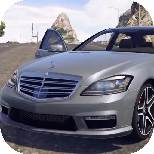 City Driving Mercedes - Benz Simulator icon