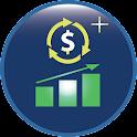 Stock Plus Live NASDAQ NYSE icon
