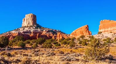 Photo: On the way to Lake Powell, Arizona, USA
