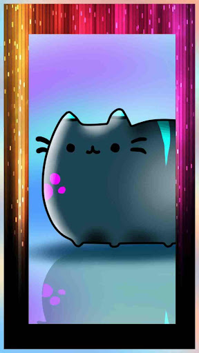 Cute Pusheen Backgrounds & Kawaii Cat Wallpapers 1.0 screenshots 11