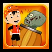 Boboy melawan Zombie