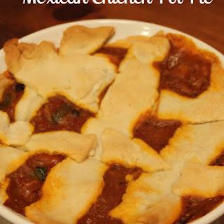 Mexican Chicken Pot Pie