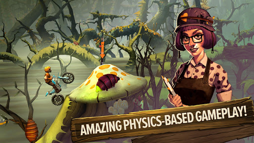 Trials Frontier screenshot 4