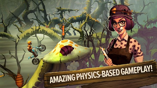 Trials Frontier MOD Apk (Unlimited Money) 4