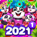 Bubble Shooter 2 Panda icon
