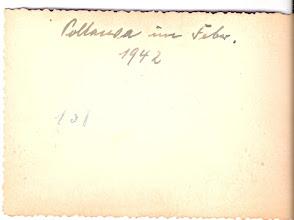 Photo: Polkansea in Feb. 1942