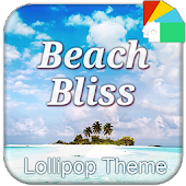 Beach Bliss XperiaN Theme