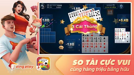 Poker VN - Mậu Binh – Binh Xập Xám - ZingPlay 5.1 screenshots 2
