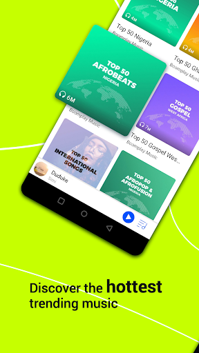 boomplay:stream & download trending music for free screenshot 2