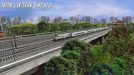 Indonesian Train Simulator 2020.0.8 Screenshots 7
