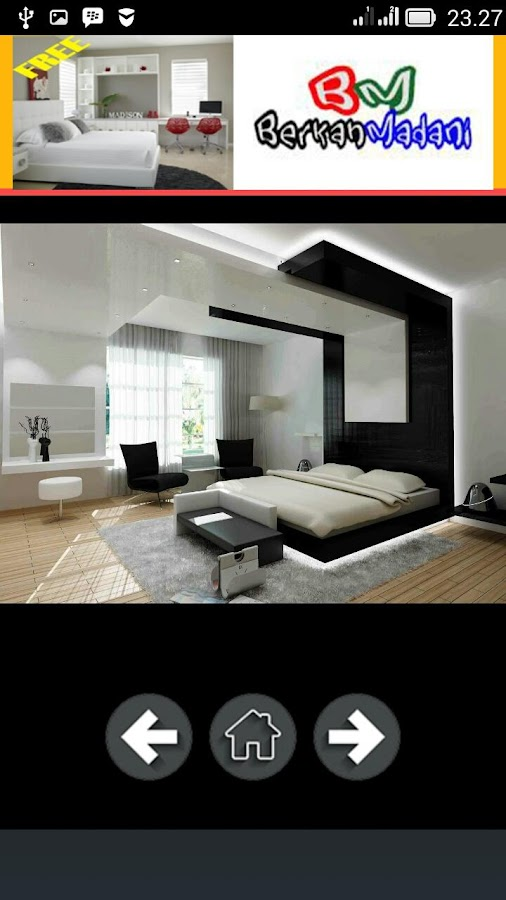 Bedroom decorating designs android apps on google play for Design your bedroom app