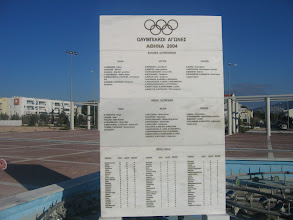 Photo: The Athens Olympic Village - Commemorative 2004 - Ολυμπιακοί 2004