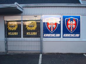 Photo: Du Tampere klubai