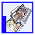 3d House Plans design icon