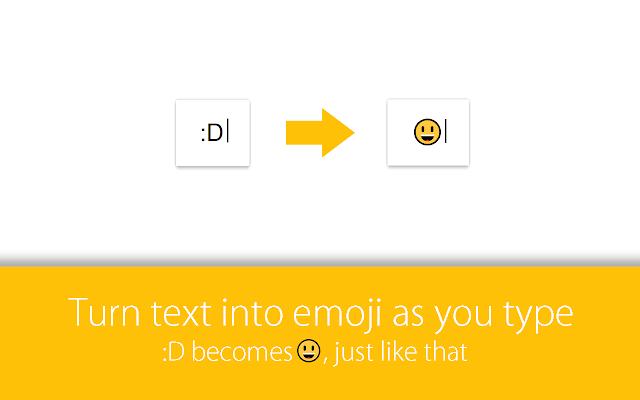 how to add emojis chrome mac