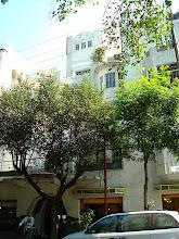 Photo: cool deco building in Condesa