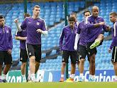 C1: Kompany veut prendre ses premiers points contre Nainggolan, les Belges de Chelsea à Lisbonne