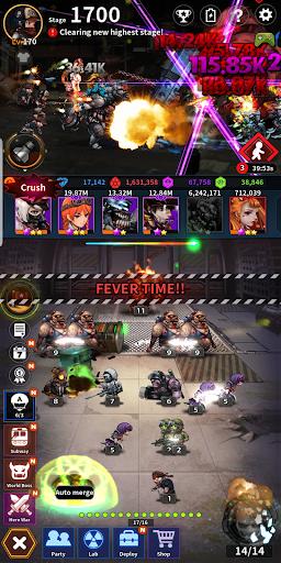 Merge Zombie: idle RPG 1.6.7 screenshots 12