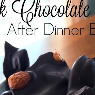 Dark Chocolate After Dinner Bars