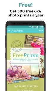 FreePrints – Free Photos Delivered 3.9.1 Mod Android Updated 1