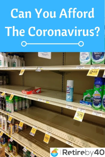Can you afford the coronavirus?