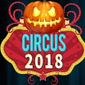 Circus charlie game icon