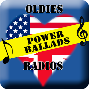 Baixar Power Ballads Stations Radio Romances Oldies Music para Android